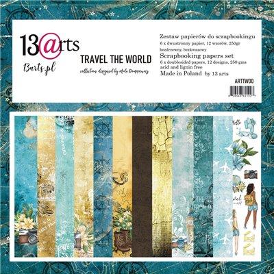 TRAVEL THE WORLD by Aida Domisiewicz