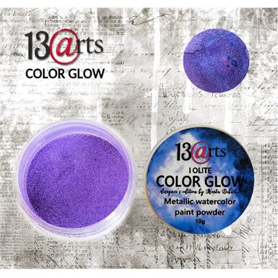 Color Glow - Iolite