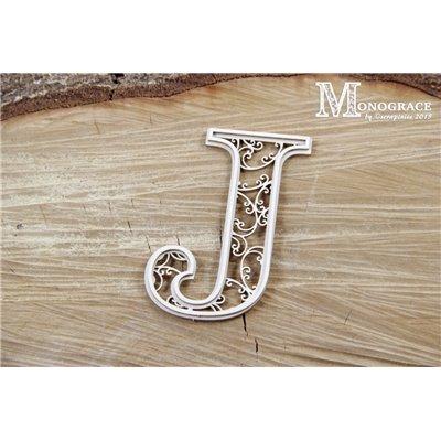 Monograce J - 7 cm