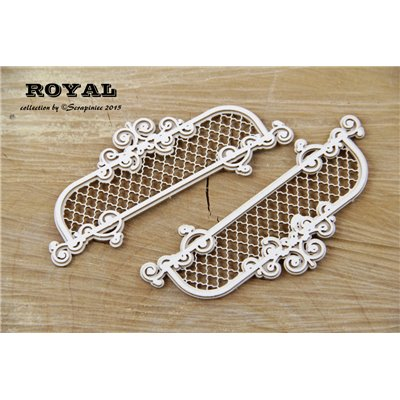 Royal small decors 2 pieces