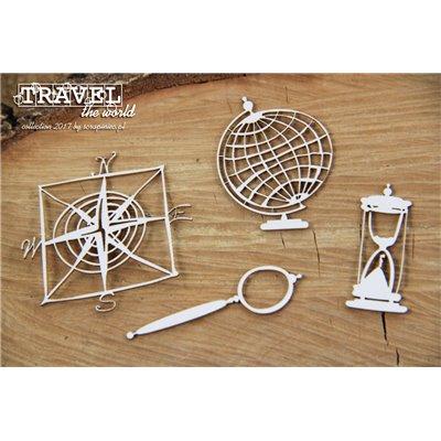 Travel the world - Elements