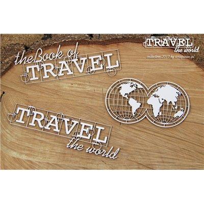 Travel the world - Globe Eng