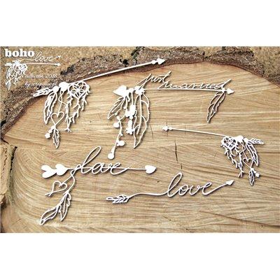 Boho Love - big arrows