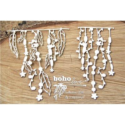 Boho Love - big garlands 01