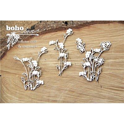 Boho Love - flowers 02