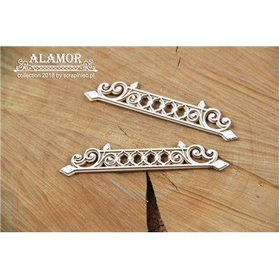 Alamor - 2 layers borders