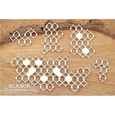 Alamor - Ripped Mesh