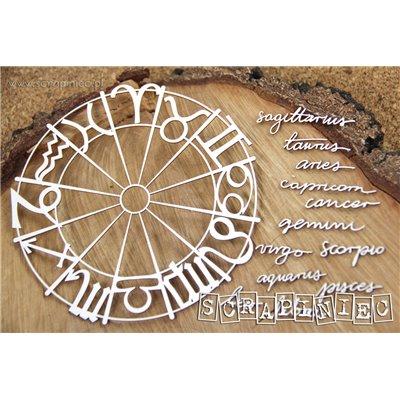 Zodiac - Big wheel of zodiac