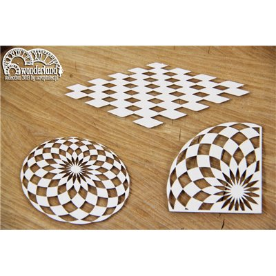 Wonderland - 3 chessboard floors