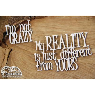 Wonderland - I'm not crazy