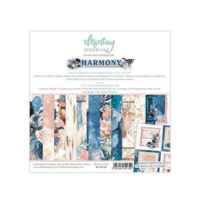 6 x 6  Paper Pad - Harmony