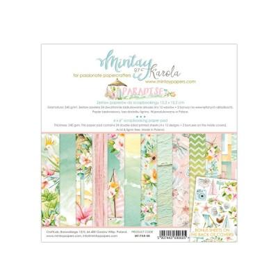 6 x 6  Paper Pad - Paradise