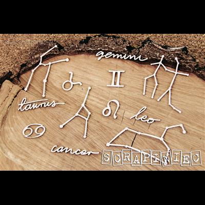 Zodiac signs 02