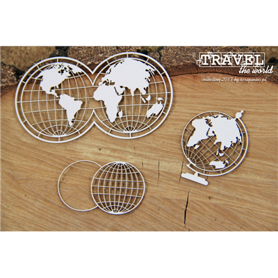 Travel the world - globusy