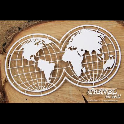 Travel the world - Globe XL