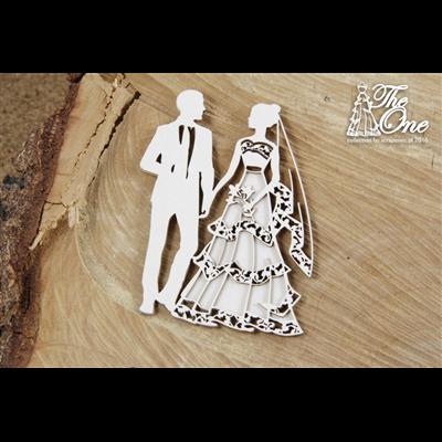 The one - 2 layers bridegroom