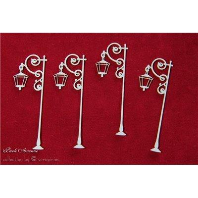 Park Avenue lantern 01 set