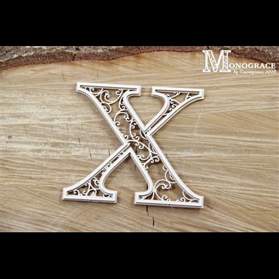 Monograce X - 7 cm