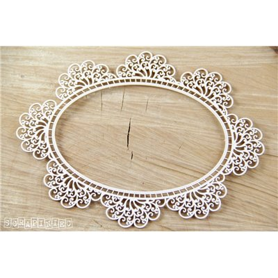 Doily Lace - Square Doily