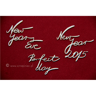 Brush art script - New Year