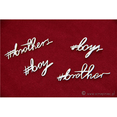 Brush art script - brothers