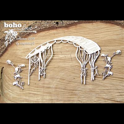 Boho Love - bower