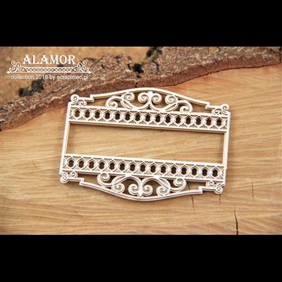 Alamor - 2 layers signboard 02