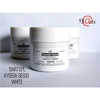 Ayeeda Gesso White 120 ml