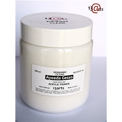 Ayeeda Gesso Clear 500 ml
