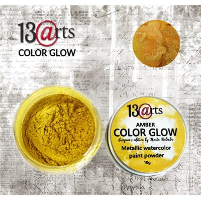 Color Glow - Amber