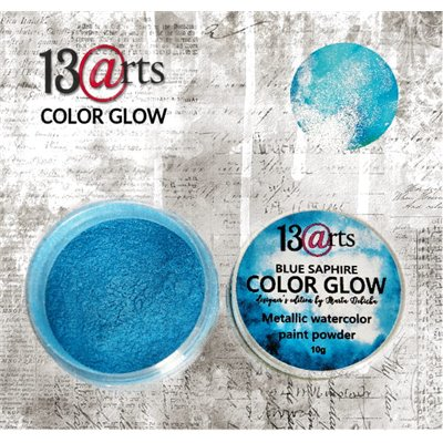 Color Glow - Blue Saphire