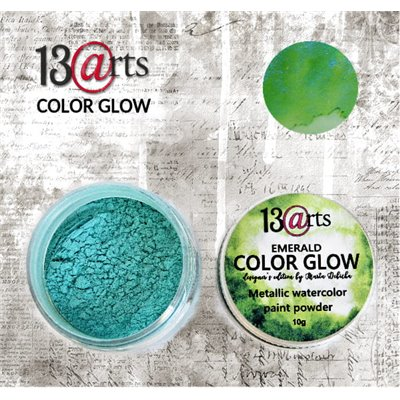Color Glow - Emerald