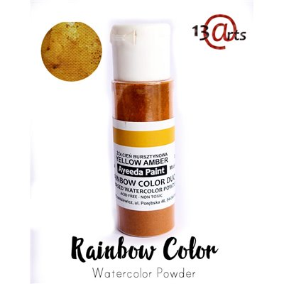 Rainbow Color - Yellow Amber DUO