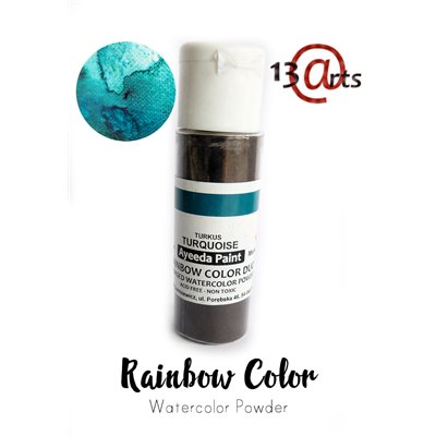 Rainbow Color - Turquoise DUO