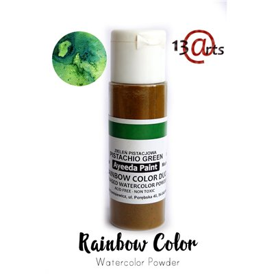 Rainbow Color - Pistachio Green DUO