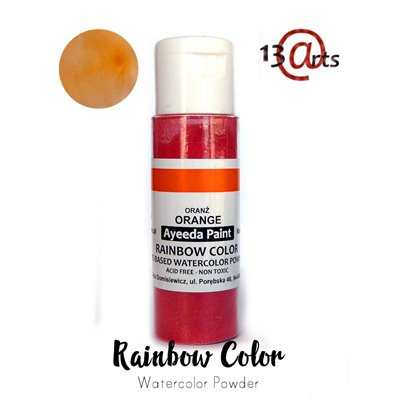 Rainbow Color - Orange