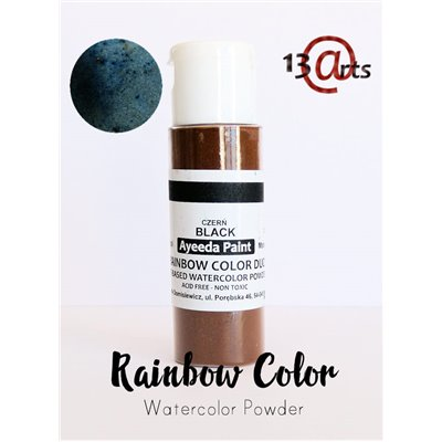 Rainbow Color - Black DUO