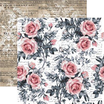 ROSALIE, SWEET ROSES (1 sheet)