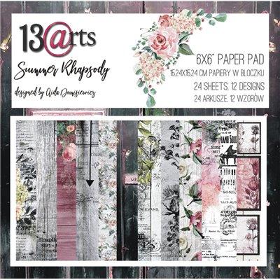 Summer Rhapsody Paper pad