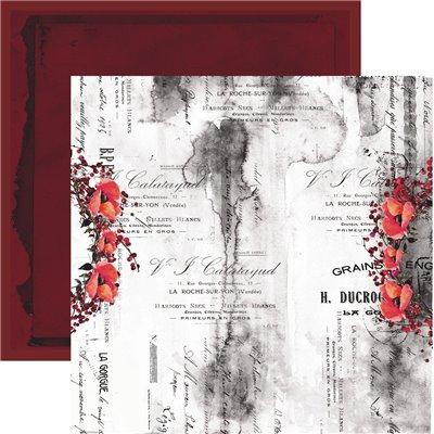 UNFORGETTABLE, WREATH OF MEMORIES (1 sheet)