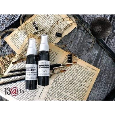 Ayeeda Mists Pastel - Pastel Black