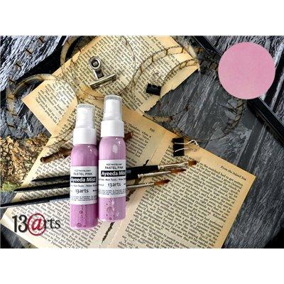 Ayeeda Mists Pastel - Pastel Pink