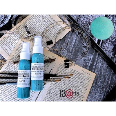 Ayeeda Mists Pastel - Pastel Turquoise