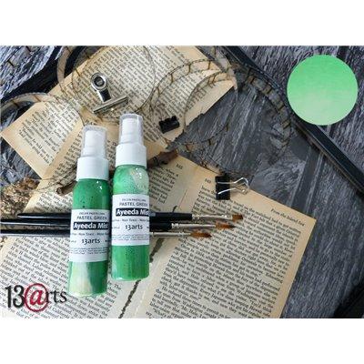 Ayeeda pasztel mist -  Green