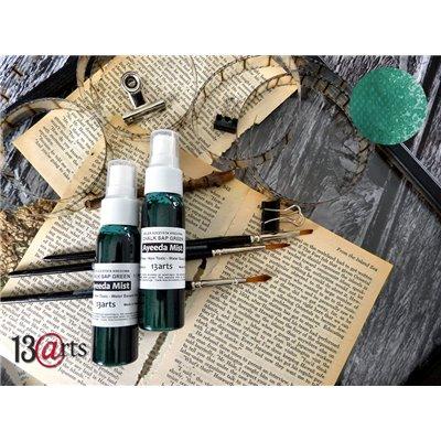 Ayeeda Mists Chalk - Chalk Sap Green