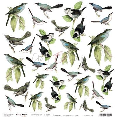 Birds - element sheet