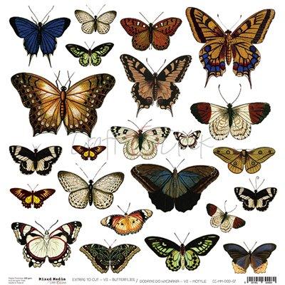 Butterflies - element sheet