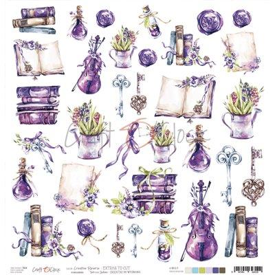 Creative Reverie - element sheet
