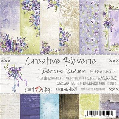 "Creative Reverie - paper pad 6""x6"""