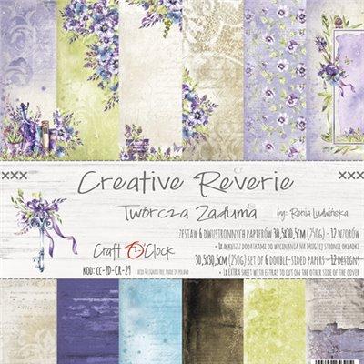"Creative Reverie - paper set 12""x12"""